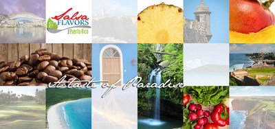Salsa & Flavors from Puerto Rico