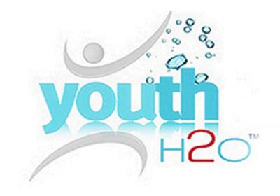youthH2O Logo.  (PRNewsFoto/youthH2O)