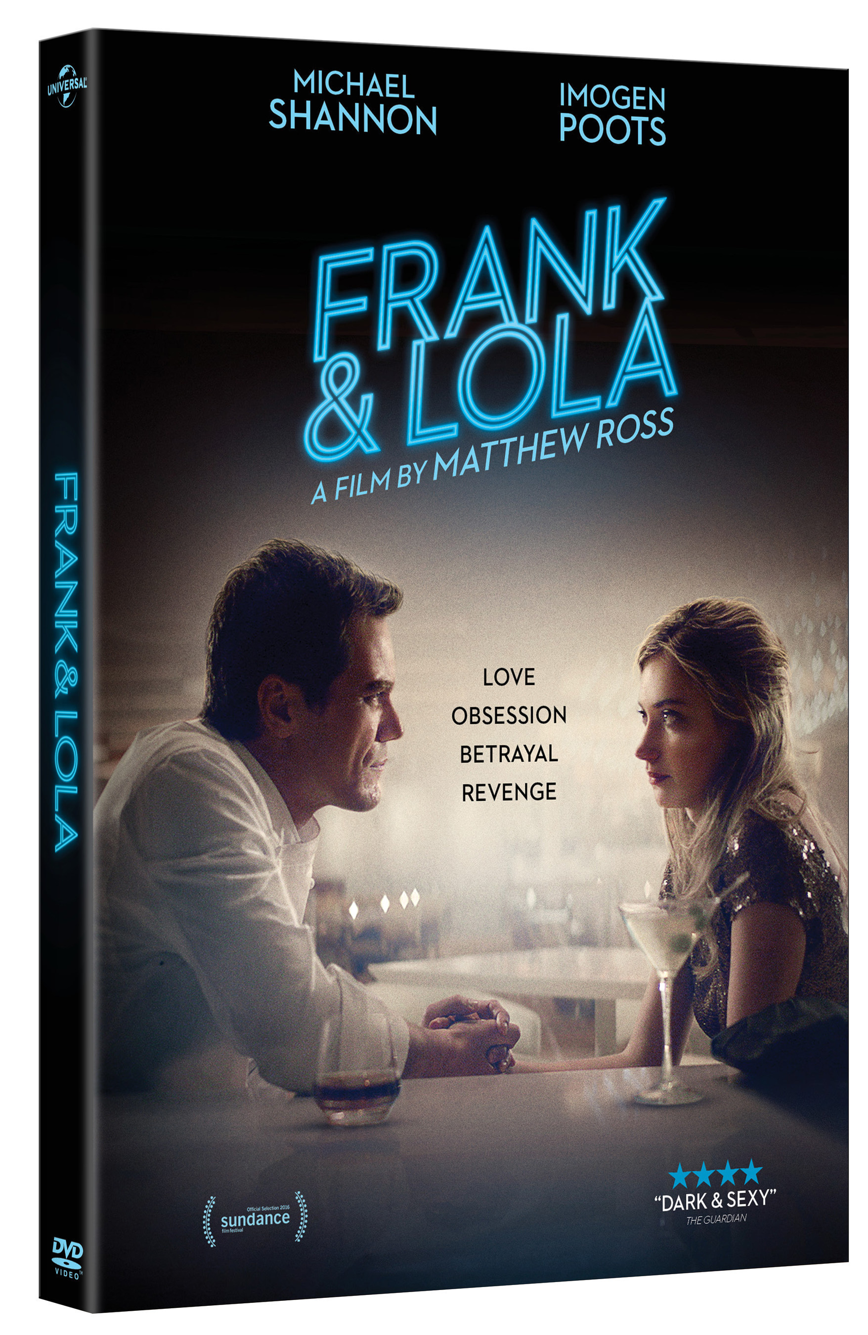 From Universal Pictures Home Entertainment: Michael Shannon And Imogen Poots Star In The Seductive Love Story: 'Frank & Lola'