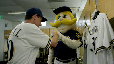 """Associated Bank will feature a new TV ad with Craig Counsell of the Milwaukee Brewers as part of the bank's """"Bank with the Bases Loaded"""" marketing campaign."""