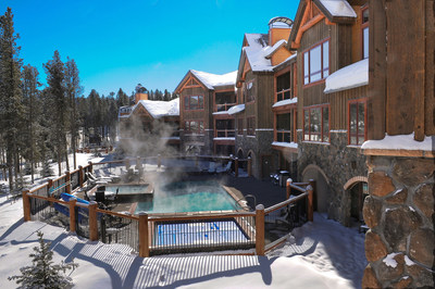 Just blocks from historic Main Street, BlueSky Breckenridge offers ski-in/ski-out condominiums ranging from one bedroom with a den to four bedrooms with a den.