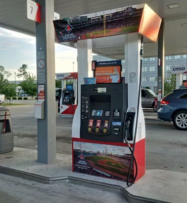 Red Sox fans and CITGO customers alike can fuel up at designated Red Sox Spirit Pumps to give back to the Red Sox Foundation
