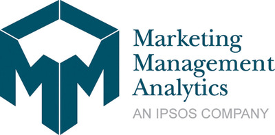 Marketing Management Analytics (MMA) is a unit of leading global custom market research company Ipsos.  MMA provides leading predictive analytics services for companies in automotive, B2B, CPG, durable goods, financial services, media & entertainment, pharmaceuticals, restaurants, retail and telecommunications.  (PRNewsFoto/Marketing Management Analytics)