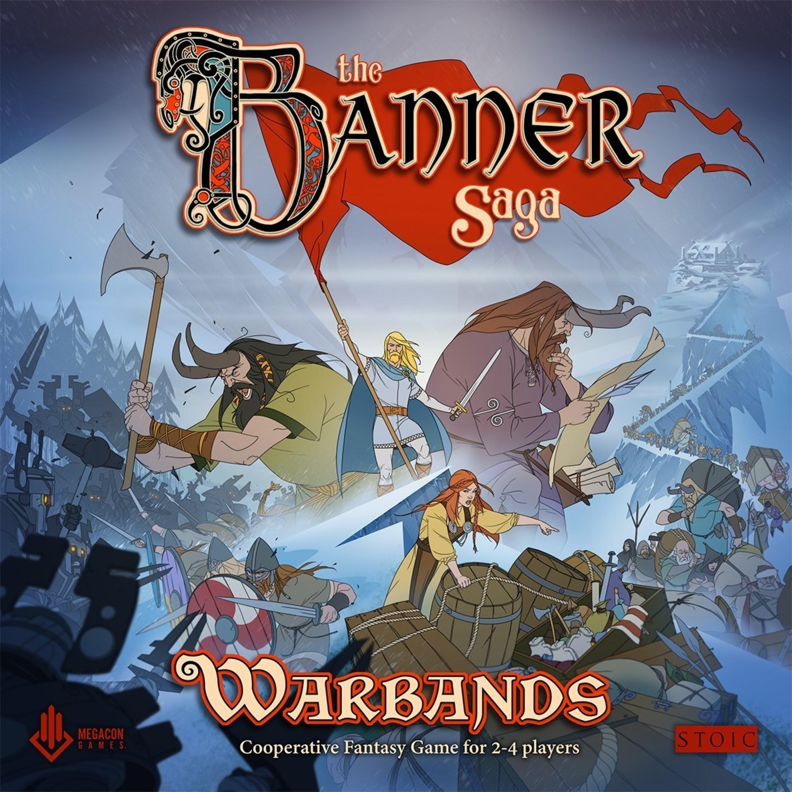 The Banner Saga: Warbands Kickstarter Launches