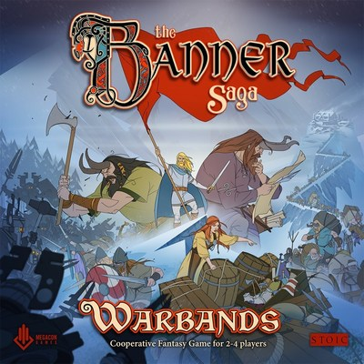 Kickstarter Campaign Starts for Miniatures Board Game Based on the Award-Winning Video Game The Banner Saga. A partnership of like minded independent game companies who established their businesses through crowdfunding.