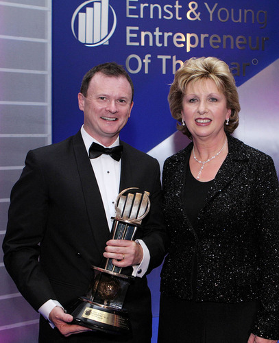 Innovalight CEO Wins 2010 Ernst & Young Emerging Entrepreneur of the Year® Award