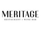 Logo of Meritage Restaurant and Wine Bar