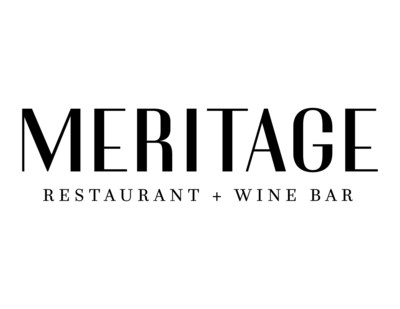 Logo of Meritage Restaurant and Wine Bar