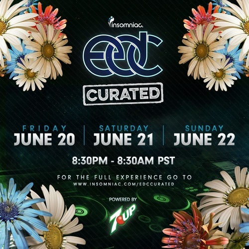 Insomniac to Host Special Online Experience During Electric Daisy Carnival, Las Vegas 2014 (PRNewsFoto/Insomniac)