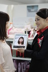 Shiseido transforming the way its Beauty Consultants work with mobile. Credit: Shiseido