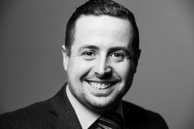 Luke Kennedy, Chief Technical Officer, FlowForma (PRNewsFoto/FlowForma)