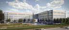 Transwestern Development Co. breaks ground on Westway Plaza, a five-story office project in Houston. General Electric has pre-leased 150,000 square feet of the 312,000-square-foot building. Westway Plaza will be ready for occupancy in the second quarter of 2015. (PRNewsFoto/Transwestern Development Company)