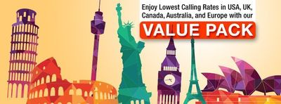 Now Make International Calls at Less Than 1p Per Minute