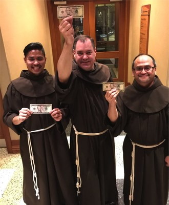 #Give5ForFood - The Franciscan Friars of Holy Name Province