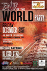 Andrews Entertainment District along with All The Hits Q100 will host Atlanta's Largest End of The World Party Friday, December 21st.  With two replica Mayan Temples, Mayan Calendar, and Mayan cocktails.  (PRNewsFoto/Andrews Entertainment District)