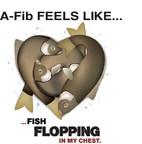 September is National Atrial Fibrillation Awareness Month, visit MyAFib.org