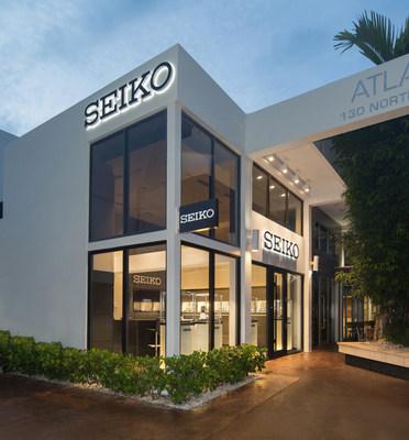 Seiko Boutique Miami