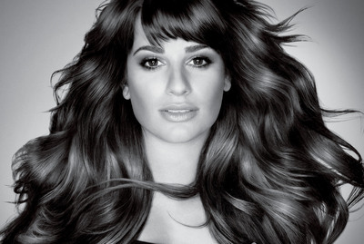 L'OREAL PARIS ANNOUNCES LEA MICHELE AS NEWEST BRAND AMBASSADOR.  (PRNewsFoto/L'Oreal Paris)