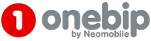 Onebip Logo. (PRNewsFoto/Payelp Global) (PRNewsFoto/PAYELP GLOBAL)