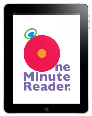 The One Minute Reader iPad Application From Read Naturally.  (PRNewsFoto/Read Naturally, Inc.)
