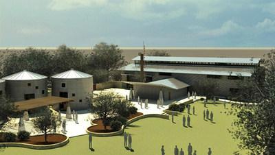 Lost Pines Art Center And Commemorative Sculpture Garden