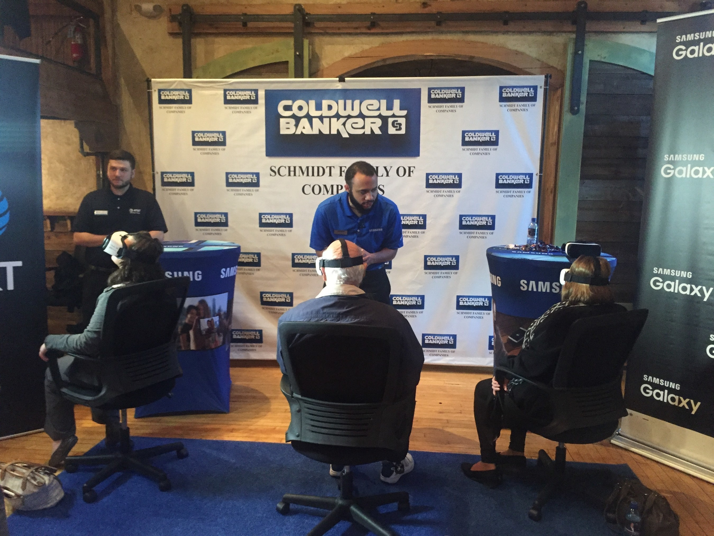 Coldwell Banker Real Estate Agents Used Virtual Reality to Change How Brokers Tour Homes