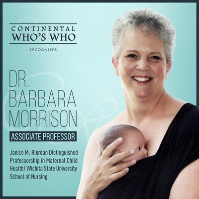 Dr. Barbara Morrison, Ph.D., RN, CNM, is recognized by Continental Who's Who as Pinnacle Professional in the field of Healthcare Consulting.
