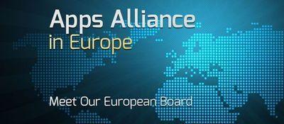 Apps Alliance in Europe (PRNewsFoto/Application Developers Alliance)