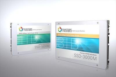 Fixstars 3TB/1TB SSD