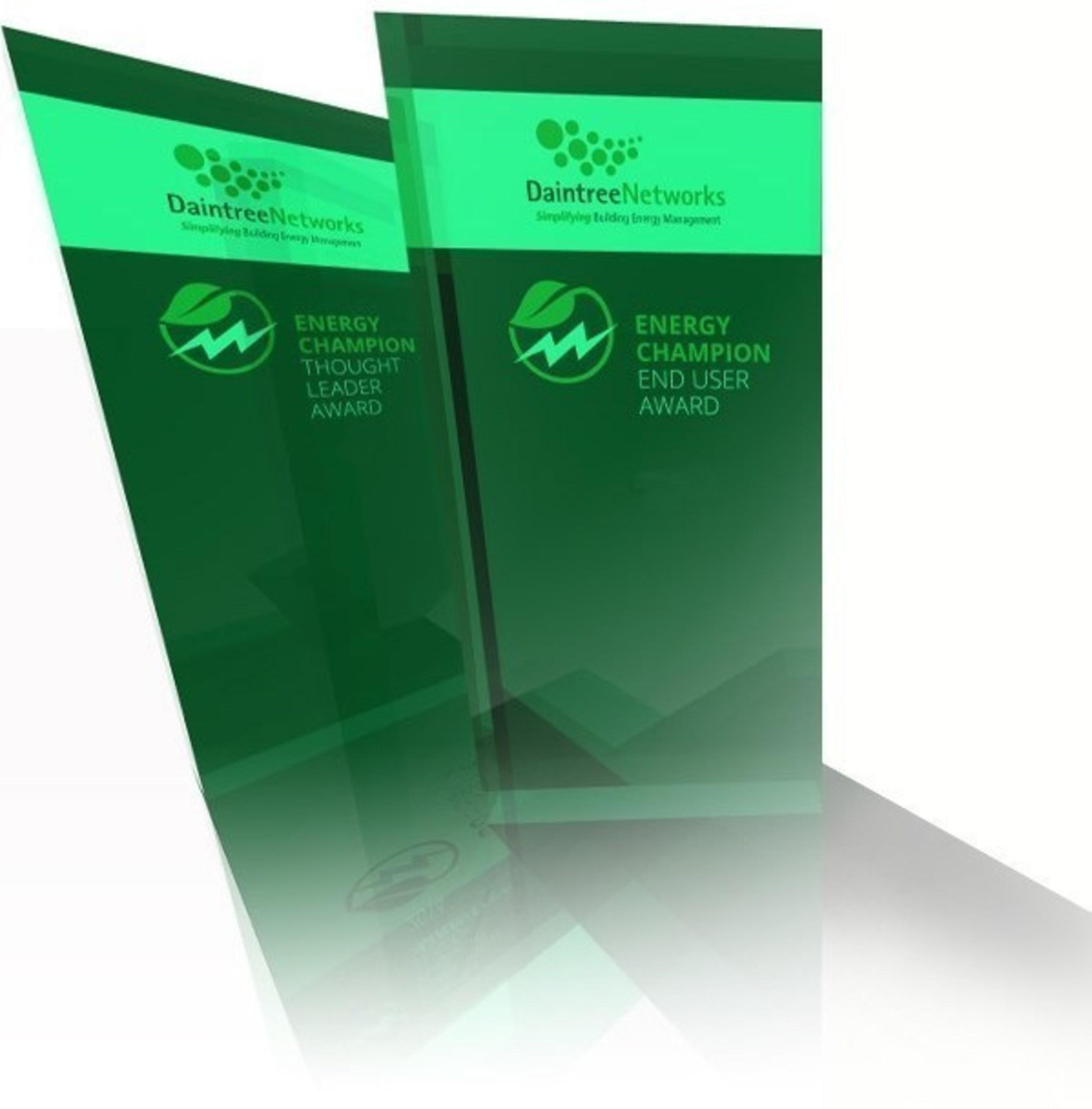 Daintree Networks' Energy Champion Awards