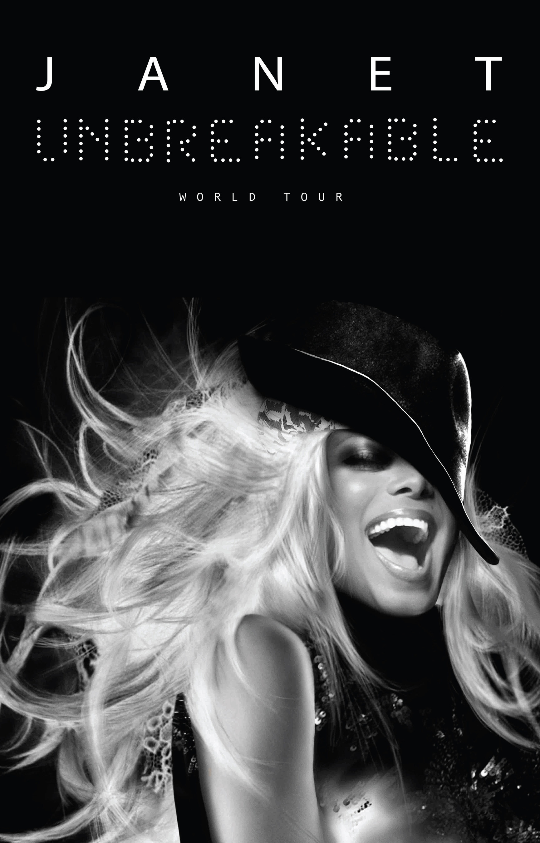 Janet Jackson Announces 2nd North American Leg To 'Unbreakable World Tour'