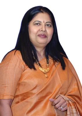 Nirupa Bhatt, Managing Director of Gemological Institute of America in India and the Middle East (PRNewsFoto/UBM Asia Ltd)