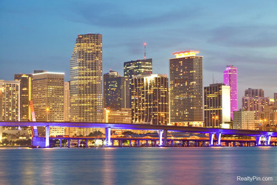 Is Miami the Foreclosure Capital of the World?  (PRNewsFoto/RealtyPin)