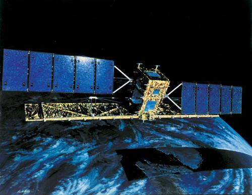 Radarsat-1.  (PRNewsFoto/Ball Aerospace & Technologies Corp.)