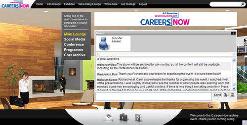 UBM Built Environment Presented 'Careers Now,' Targeted to Building and Design Job Seekers- Now