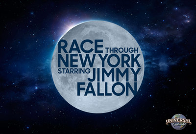 "In 2017, Jimmy Fallon - host of ""The Tonight Show Starring Jimmy Fallon"" and one of today's funniest comedians - will be the star of a brand-new hilarious ride experience at Universal Orlando Resort called, ""Race through New York Starring Jimmy Fallon."""