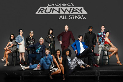 OtterBox collaborated with Project Runway All Stars on the April 28 episode. The winner of the print on print challenge won the opportunity to design their very own Symmetry Series case.