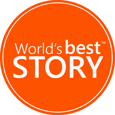 World's Best Story logo (PRNewsFoto/World's Best Story)