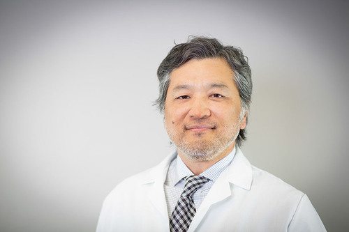Tae Ho Kim, M.D. of the New York Group for Plastic Surgery is performing pediatric crania-facial surgery at the New York Eye and Ear Infirmary in New York City.  (PRNewsFoto/New York Group for Plastic Surgery)