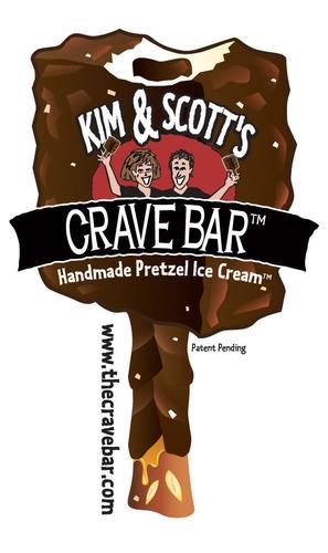 Kim & Scott's Crave Bar Logo.  (PRNewsFoto/Kim & Scott's Crave Bar)
