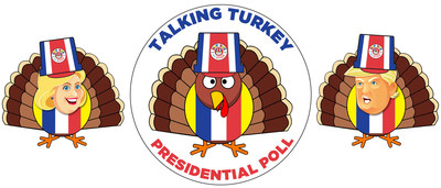 Tell Hot Dog on a Stick which turkey you are voting for and get a free Turkey Dog!