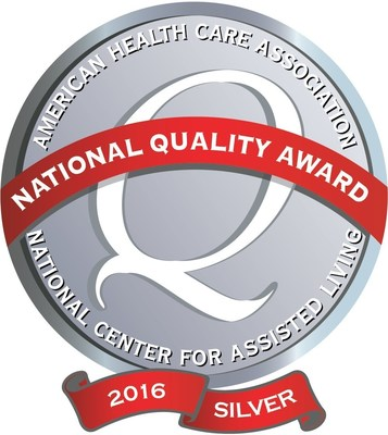 AHCA/NCAL announced the names of the 71 long-term and post-acute care organizations that earned a 2016 Silver - Achievement in Quality Award, including PruittHealth - Bethany and PruittHealth - Brookhaven.