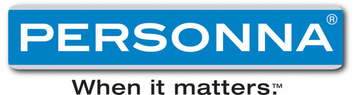 Personna(R) When it matters logo. Personna is one of the largest producers of professional, medical, and ...