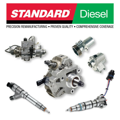 Standard Motor Products, Inc. (SMP) launches new and improved Standard Diesel program
