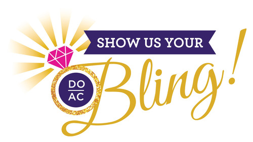 """Calling all brides and grooms to be! DO AC invites all those recently engaged to """"Show Us Your Bling"""" for the chance to win the Ultimate DO AC Bachelor and Bachelorette Parties. All recently engaged couples are asked to upload a picture of their engagement bling to  www.doatlanticcity.com/showusyourbling.aspx , Instagram photos, Tweets and/or Vine videos with the hashtag #ShowUsYourBling by March 14. One prize winning couple will be chosen to win the Ultimate DO AC Bachelor and Bachelorette Parties. With New Jersey now offering same-sex marriage, all engaged couples are welcome to enter. (PRNewsFoto/Atlantic City Alliance) (PRNewsFoto/ATLANTIC CITY ALLIANCE)"""