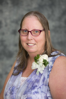 Leona Davis is named National Caregiver of the Year by Maxim Healthcare Services.