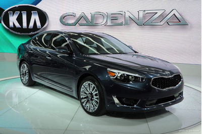 Positive early sales figures inspire confidence in the Cadenza's future.  (PRNewsFoto/Bill Jacobs Automotive Group)