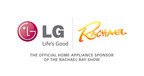 LG Electronics USA Named Exclusive Official Home Appliance Sponsor Of 'Rachael Ray'