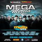 Una impresionante constelacion de estrellas de la musica Urbana y Latina se reune en el Alex Sensation Mega Mezcla este 22 de abril en el Prudential Center de Newark, Nueva Jersey