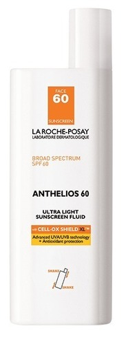 La Roche-Posay Anthelios 60 Ultra Light Sunscreen Fluid Wins 2014 Cosmetic Executive Women (CEW) Beauty Award. (PRNewsFoto/La Roche-Posay)